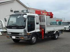 Isuzu Forward. 2001 год, 7 790 куб. см., 4 500 кг. Под заказ