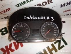 Панель приборов. Mitsubishi Outlander