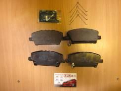 Колодка тормозная дисковая. Honda Civic Hybrid Honda Civic Двигатели: LDA2, N22A2, L13A7, L13Z1, R18A2