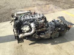 Двигатель в сборе. Mitsubishi Fuso Двигатель 4M50