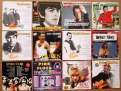 Продам новые диски Roc-music на CD / MP3. Под заказ