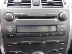 Магнитола. Toyota Corolla