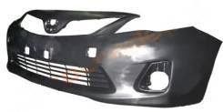 Бампер. Toyota Corolla, NRE150, ZZE150, ADE150, NDE150 Toyota Corolla Rumion
