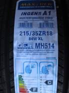 Maxtrek Ingens A1. Летние, 2014 год, без износа, 2 шт