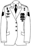 Ремонт, подгонка по фигуре форменной одежды для ТОФ, ВВО, МЧС, полиции