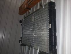 Радиатор охлаждения двигателя. Лада Приора, 2170