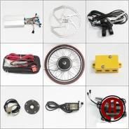 Велодвигатели и моторы. Под заказ