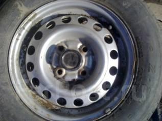 Продам колесо на запаску 155R13LT. x13 4x100.00