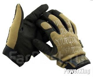 """Тактические перчатки """"Mechanix"""" - цвет хаки."""