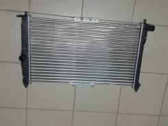 Радиатор охлаждения двигателя. Chevrolet Lanos, 100. Под заказ