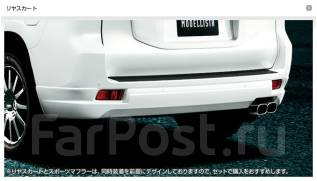 Губа. Toyota Land Cruiser Prado, GDJ150L, GRJ151, GDJ150W, GRJ150, GRJ150L, GDJ151W, TRJ150, KDJ150L, GRJ150W, GRJ151W, TRJ150W