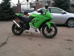 Запчасти на Kawasaki ninja 250R