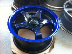 Sakura Wheels. 7.0x15, 4x100.00, 4x114.30, ET40, ЦО 67,1мм.