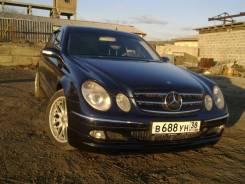 Обвес кузова аэродинамический. Mercedes-Benz E-Class