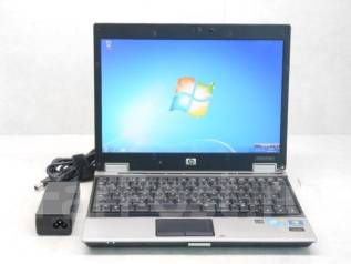 "HP EliteBook 2530p. 12"", 1,9ГГц, ОЗУ 2048 Мб, диск 120Гб, WiFi, Bluetooth, аккумулятор на 3ч."