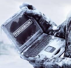 "Panasonic Toughbook CF-30. 13.3"", 1,7ГГц, ОЗУ 1536 Мб, диск 80 Гб, WiFi, аккумулятор на 4 ч."