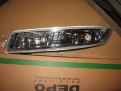 Фара противотуманная. Nissan Almera Classic, N17