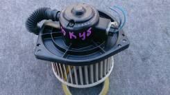 Мотор печки. Nissan Cube, Z10