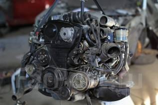 Двигатель в сборе. Nissan Skyline, ECR33 Двигатель RB25DET