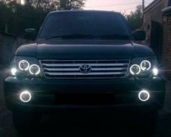 Ангельские глазки. Toyota Land Cruiser Toyota Land Cruiser Prado, KZJ95W