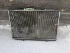 Радиатор охлаждения двигателя. Honda Odyssey, RA6 Двигатель F23A