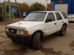 Isuzu Rodeo. 6VD1