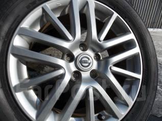 Nissan. x17, 5x114.30, ET45, ЦО 70,0мм.