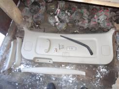 Обшивка багажника. Toyota Ipsum, ACM21
