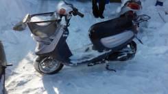 Yamaha Jog Poche. 49 куб. см., исправен, птс, без пробега