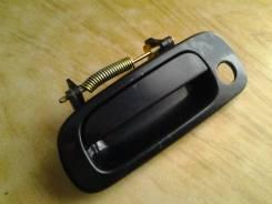 Ручка двери внешняя. Toyota Chaser, GX90