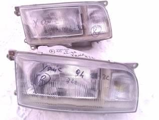 Фара. Toyota Hiace, LH102V, LH103, LH103V, LH104, LH105, LH107G, LH107W, 106 Двигатели: 2L, 2LT, 2LTE, 3L