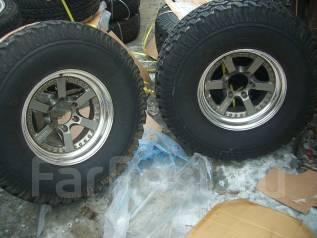 Продам колёса Elite MAX 35/12.5R16.5 на грязи А/Т 5 ШТУК. 8.25x16.5 6x139.70 ET-8 ЦО 110,0мм.