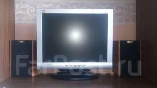 "Viewsonic. 15"" (38 см), технология LCD (ЖК)"