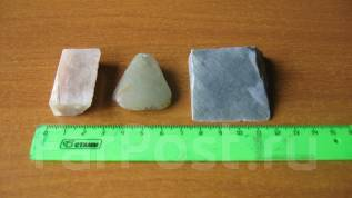 Нефрит . Мини коллекция минералов.