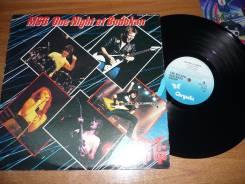 HARD ! Майкл Шенкер / MSG - One Night At Budokan 1981 JP 2LP