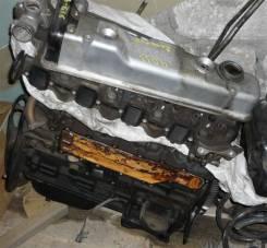 Блок цилиндров. Mitsubishi Canter, FE517BD Двигатель 4D33
