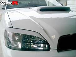 Патрубок воздухозаборника. Subaru Legacy B4, BE5 Subaru Legacy, BE5, BH9, BH5, BHE Subaru Legacy Wagon, BH5, BHE