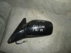 Зеркало заднего вида боковое. Nissan Pulsar, FN14