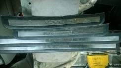 Порог пластиковый. Toyota Supra Toyota Aristo, JZS161 Двигатель 2JZGTE