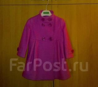 Пальто. Рост: 80-86 см