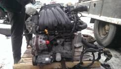 Двигатель. Nissan AD, VY12 Двигатель HR15DE