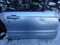 Дверь боковая. Subaru Forester, SG5