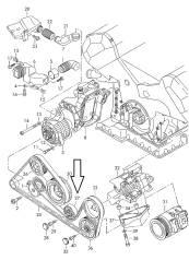 Обводной ролик. Audi A6, C5 Audi A8 Audi A6 Avant Volkswagen Touareg