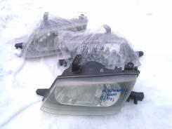 Фара. Nissan Wingroad, JY12, NY12, Y12, 11KUZ Двигатели: HR15DE, MR18DE