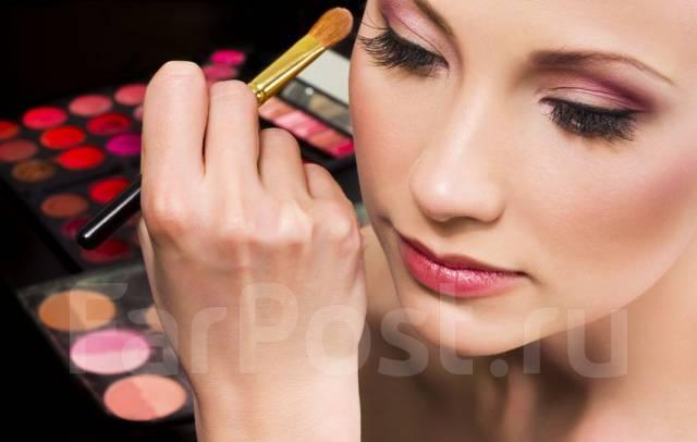 Модель для макияжа требуется
