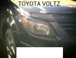 Накладка на фару. Toyota Voltz, ZZE137