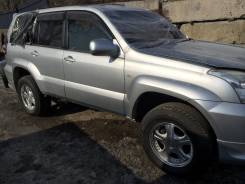 Дверь задняя правая Toyota land cruiser prado 120