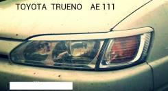 Накладка на фару. Toyota Sprinter Trueno