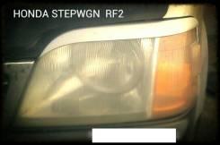 Накладка на фару. Honda Stepwgn, RF2