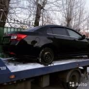 Механическая коробка переключения передач. Chevrolet Epica